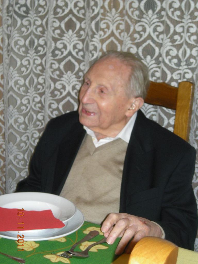 M.Petit à Lyon - 100 ans