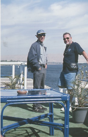 Jean Mangani avec Christian