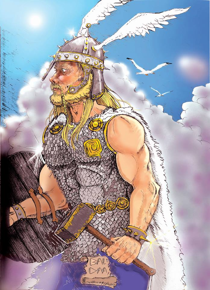 Viking god